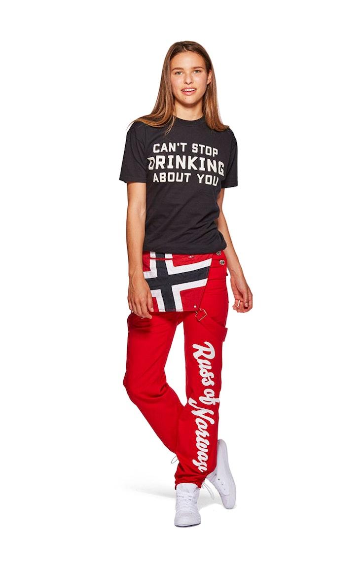 Snekker Russ of Norway Girl Regular