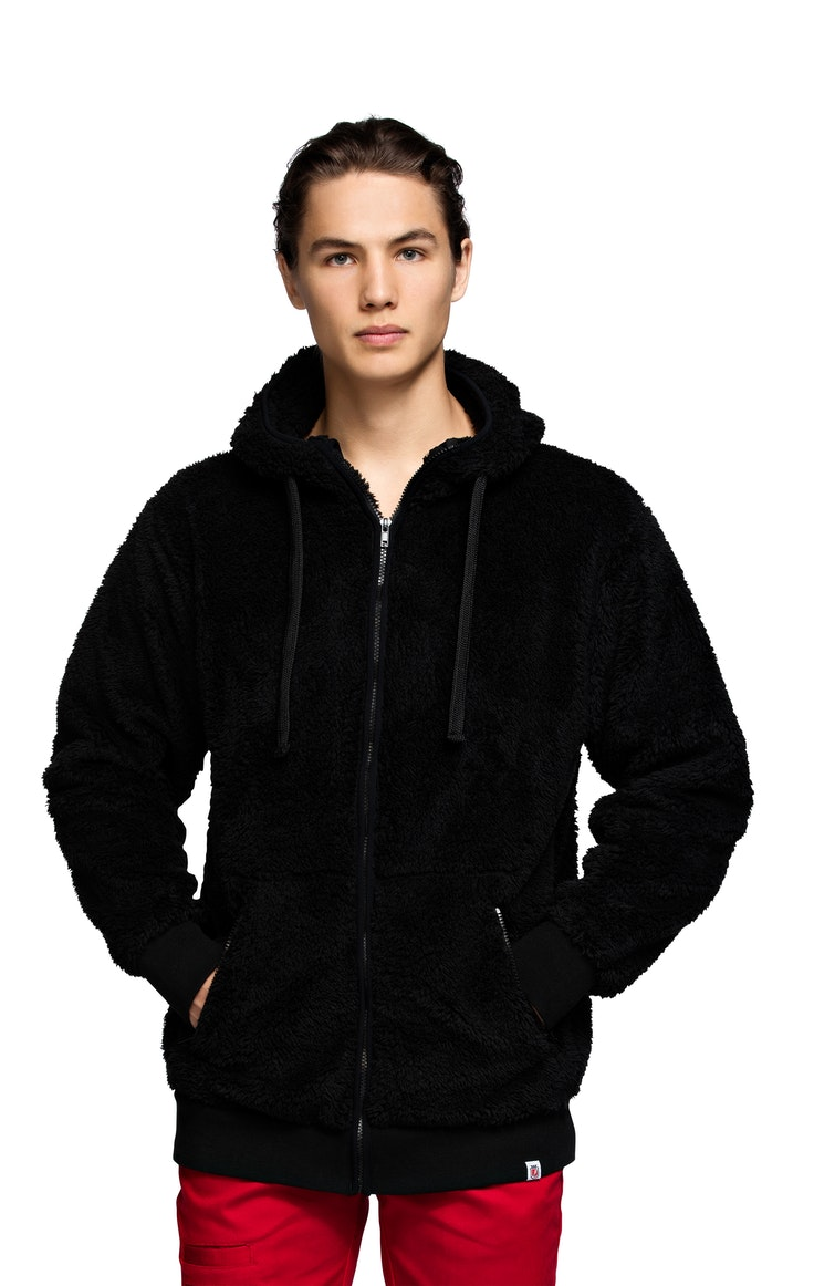 Fleece Unisex Flagg Teddy Sort