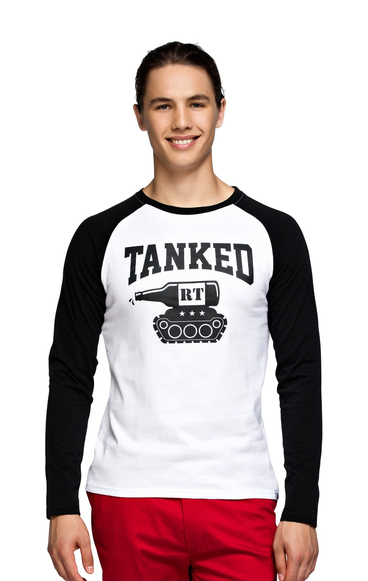 Long Sleeve Tanked
