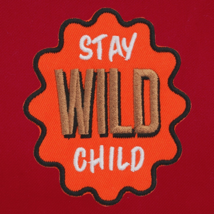 Badge Stay Wild - 05