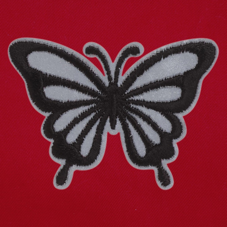 Badge Butterfly - 12