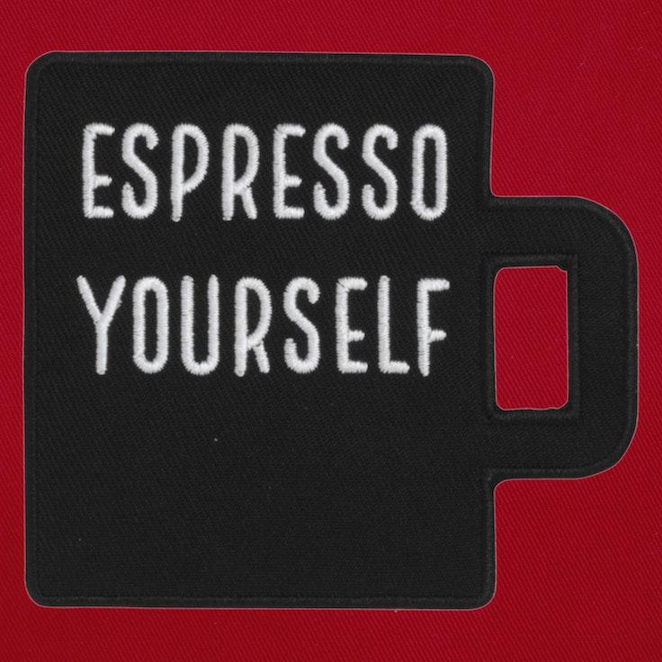 Badge Espresso - 33