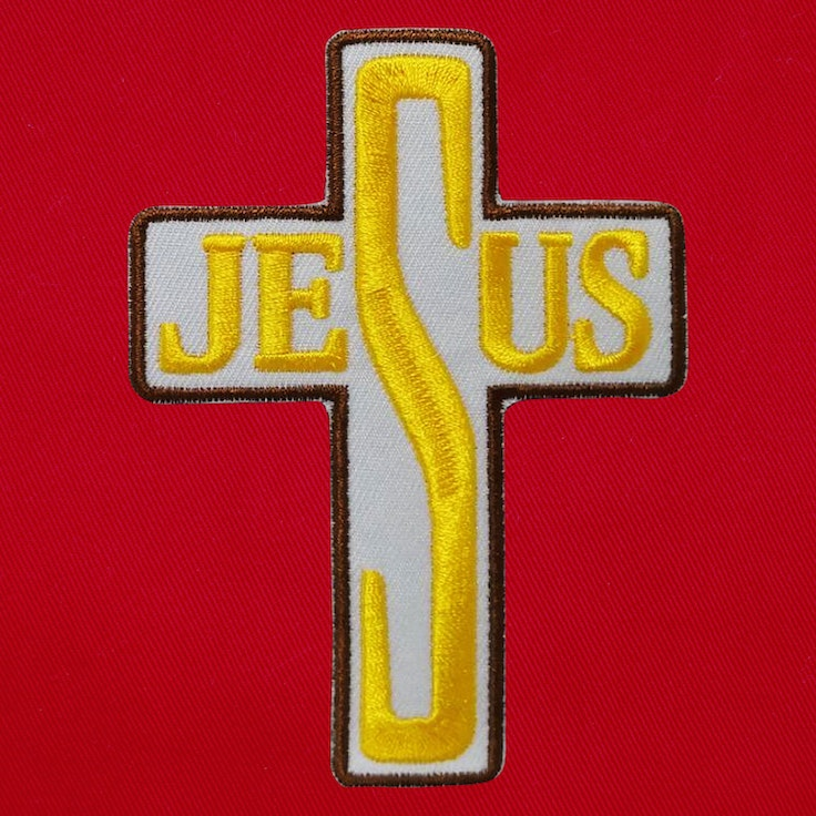 Badge Jesus - 45