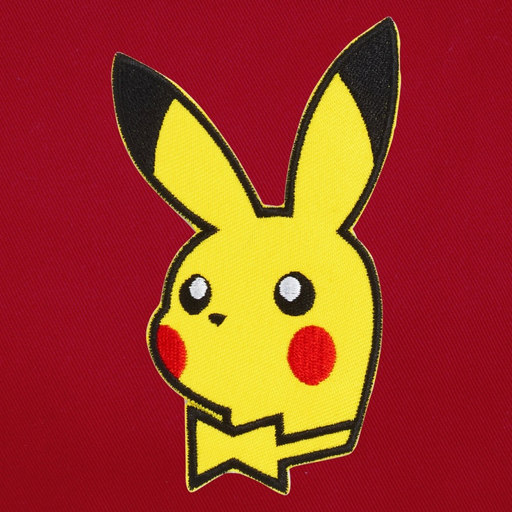 Badge Pikachu - 54