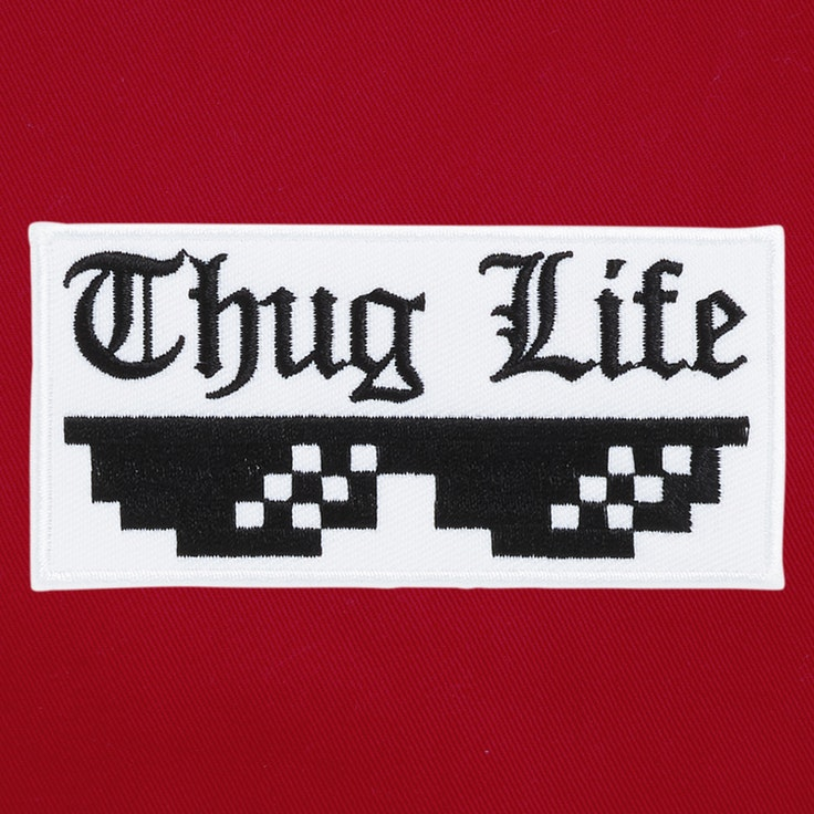 Badge Thug Life - 74