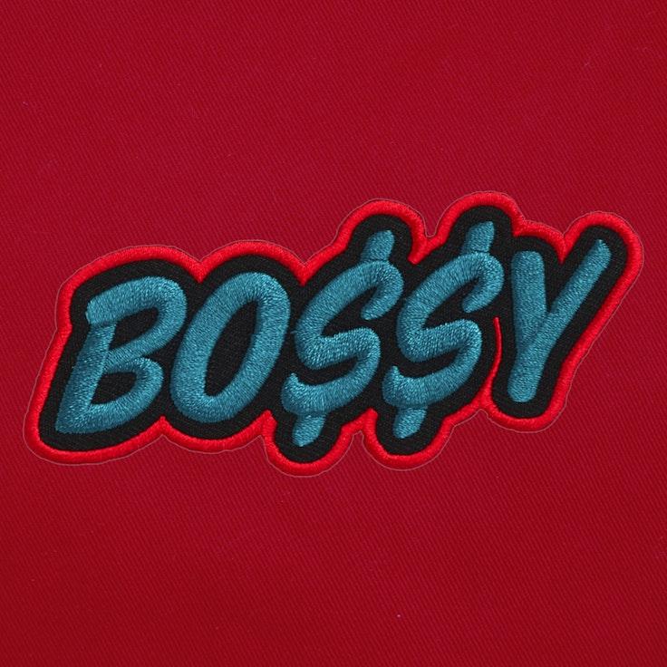 Badge Bossy - 93