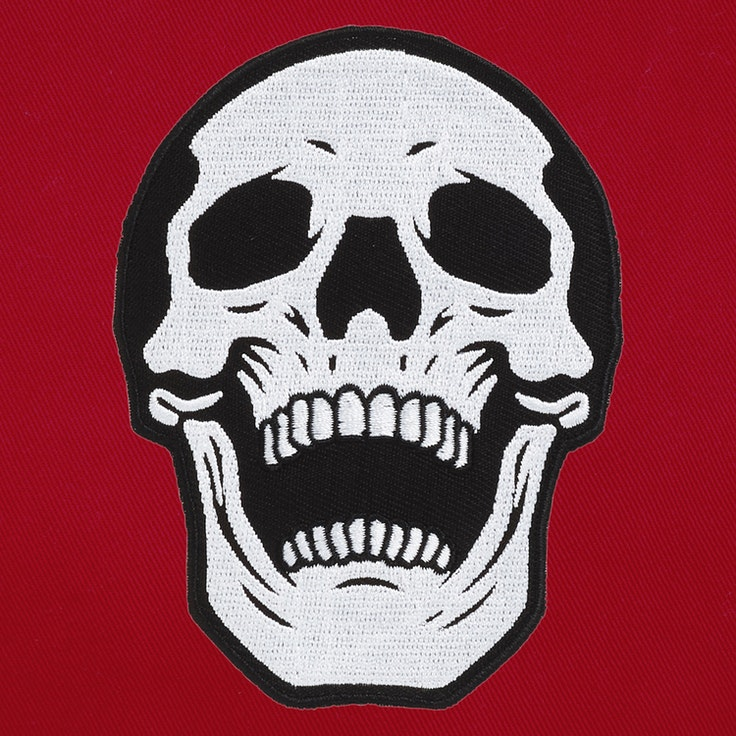 Badge Scull 3- 97
