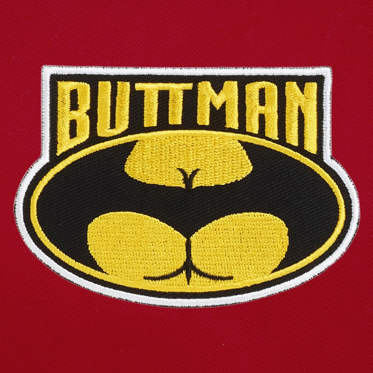 Badge Buttman - 101