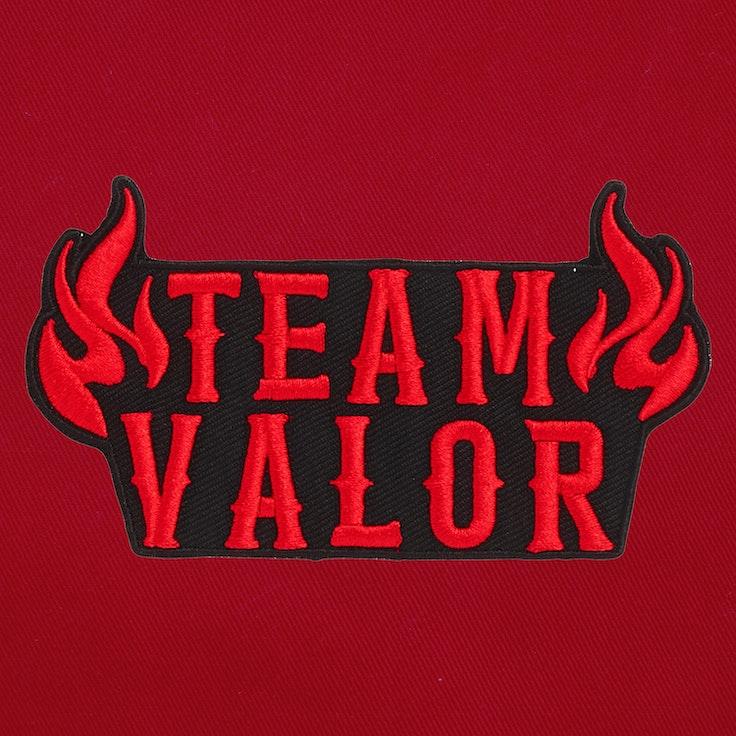 Badge Valor - 104