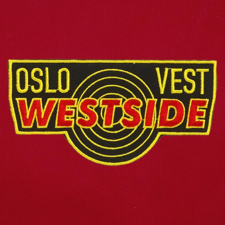 Bybadge - Oslo Vest
