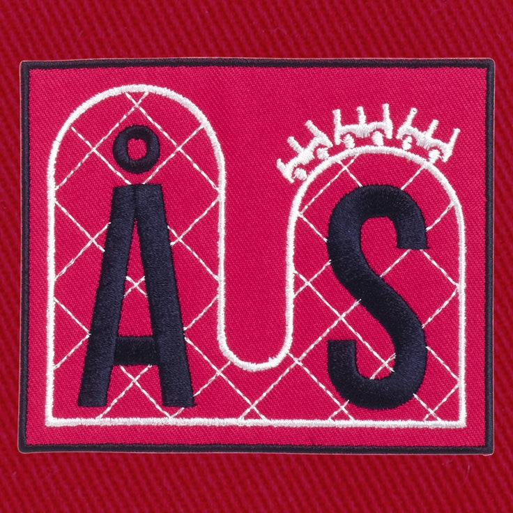 Bybadge - Ås