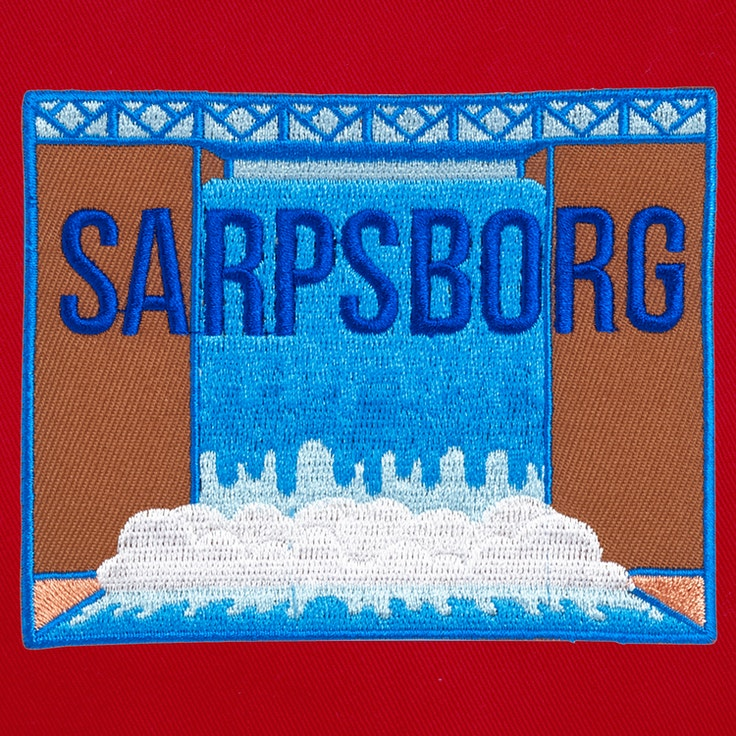 Bybadge - Sarpsborg