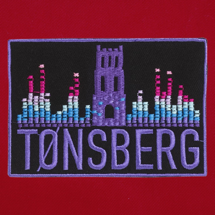 Bybadge - Tønsberg