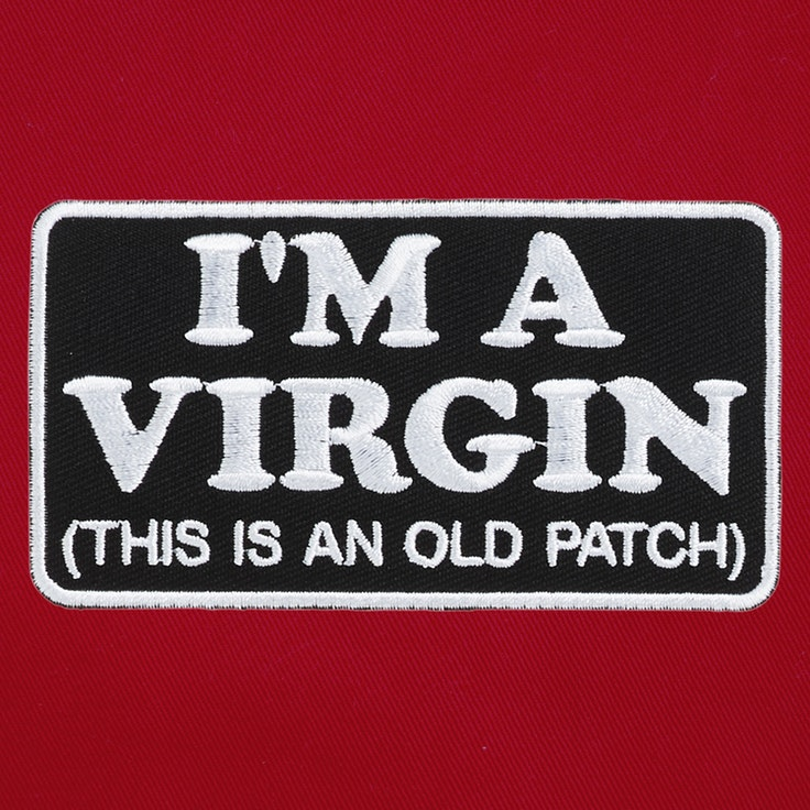 Badge Virgin - 164