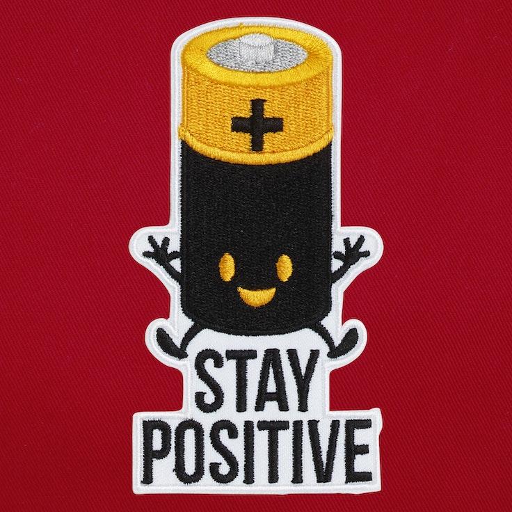 Badge Positive - 179