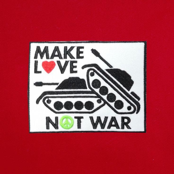 Badge Make Love - 192