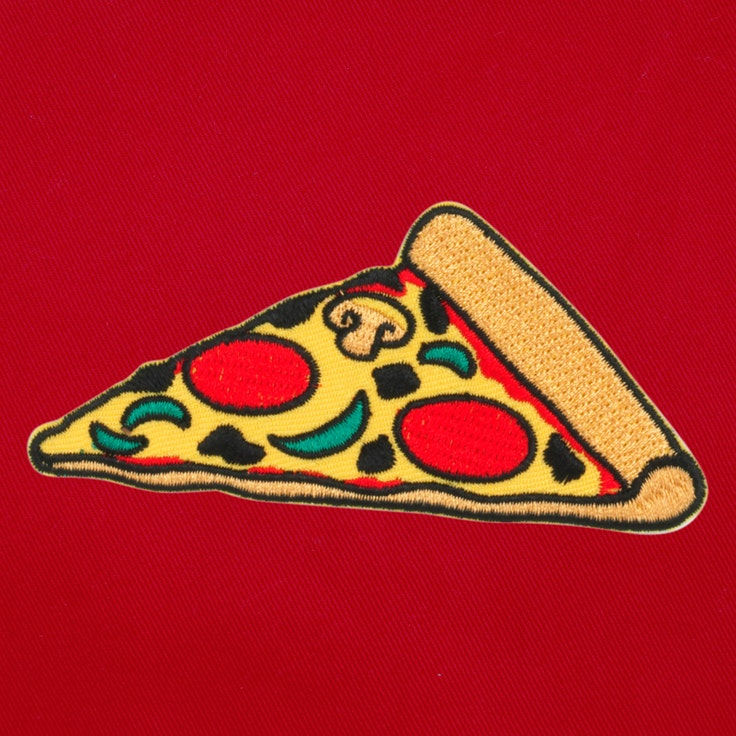 Badge Pizza - 195