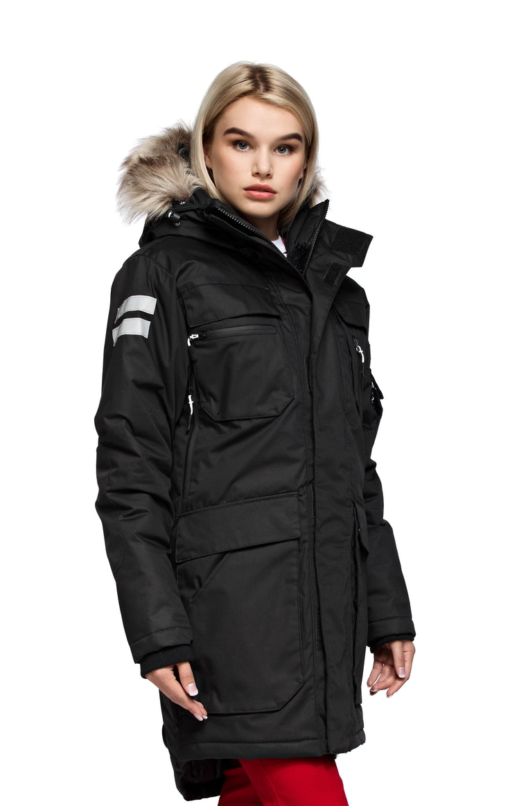 Parkas Girl Kodiak Long Sort