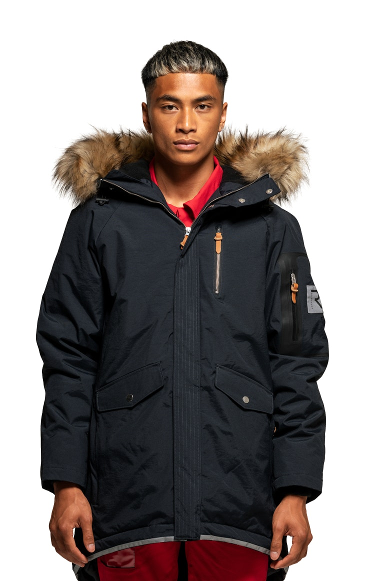 Parkas Unisex Exclusive Sort
