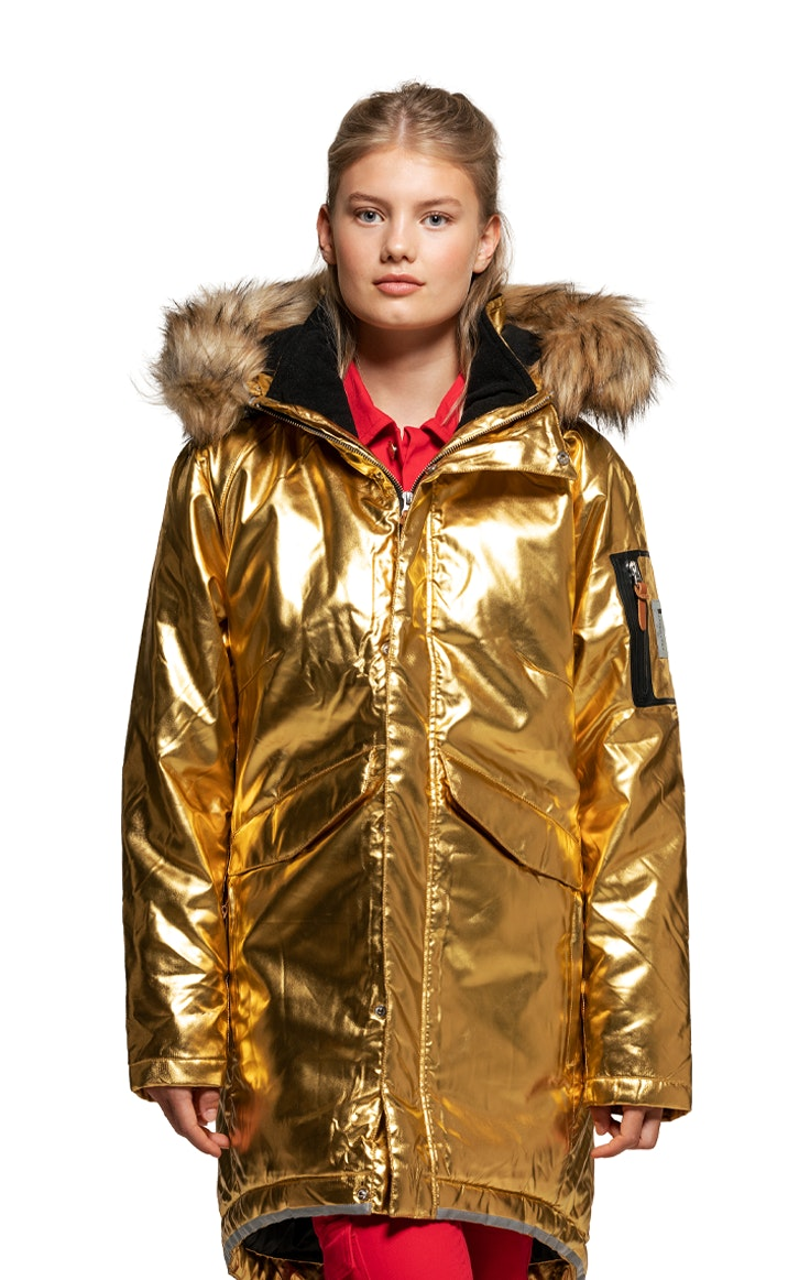 Parkas Girl Exclusive Gull