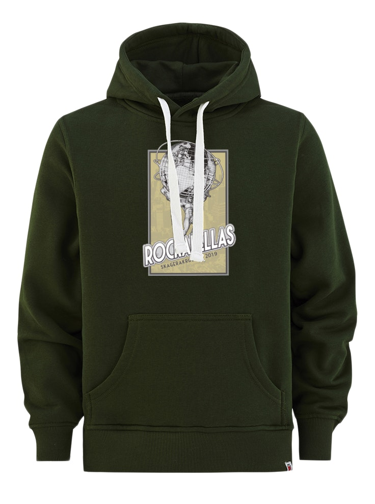 Hood Felles Flaskegrønn