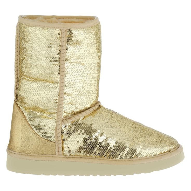 Boots Høy Gull
