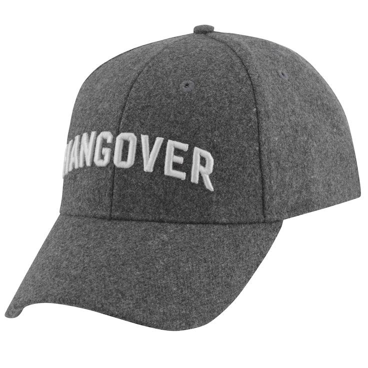 Cap Hangover Grå