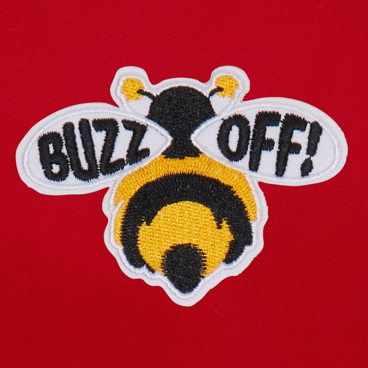 Badge Buzz Off - 216