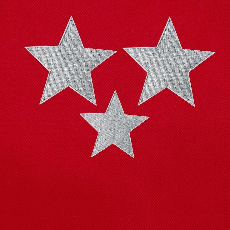 Stjerner 3-pack Sølv