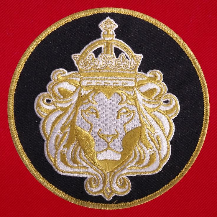 Badge Lion - 01