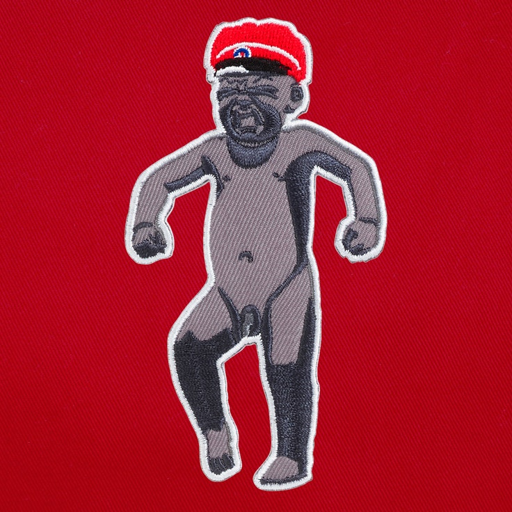 Badge Angryboy - 52