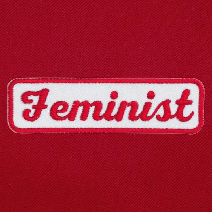 Badge Feminist - 80