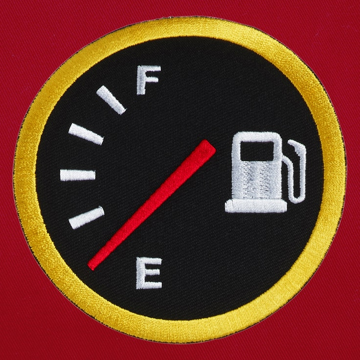 Badge Fuel - 82