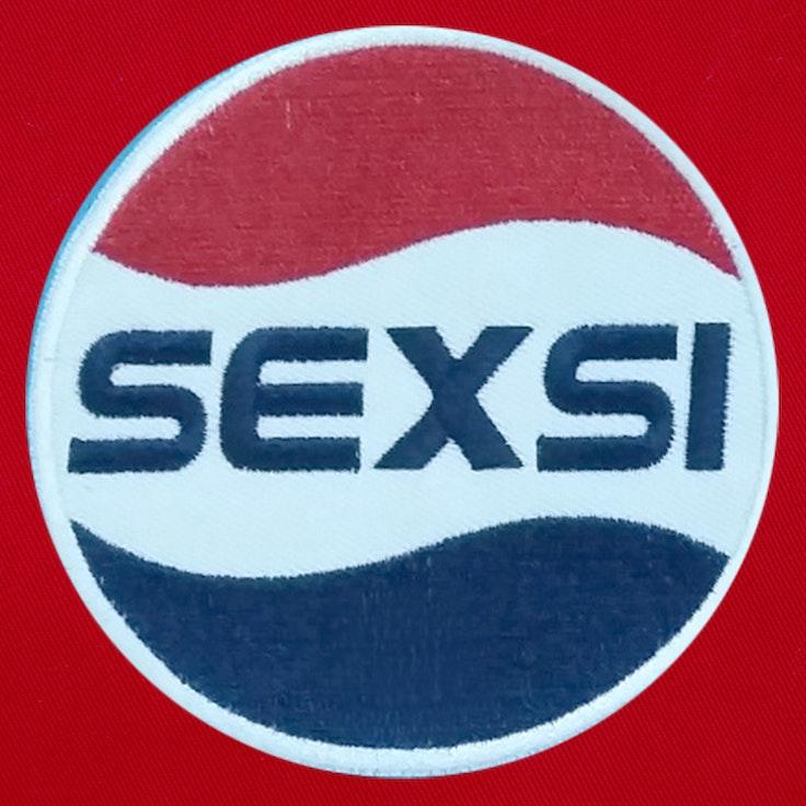 Badge Sexsi - 88