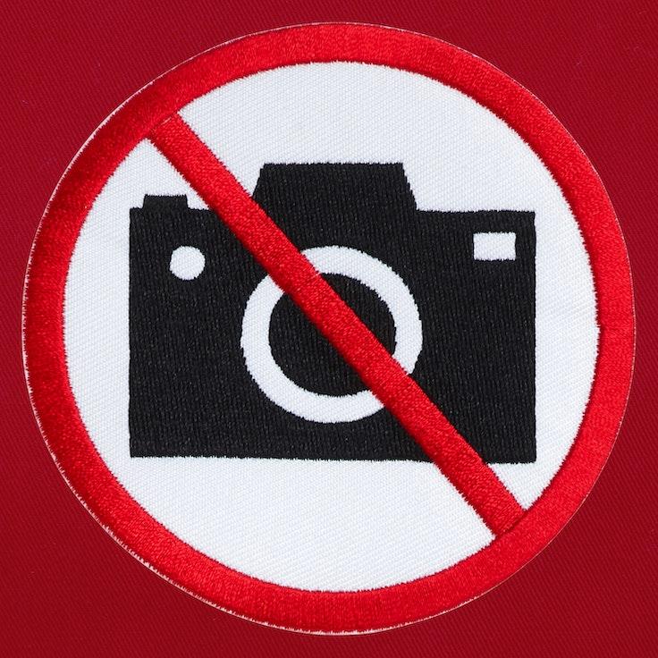 Badge No Photo - 90