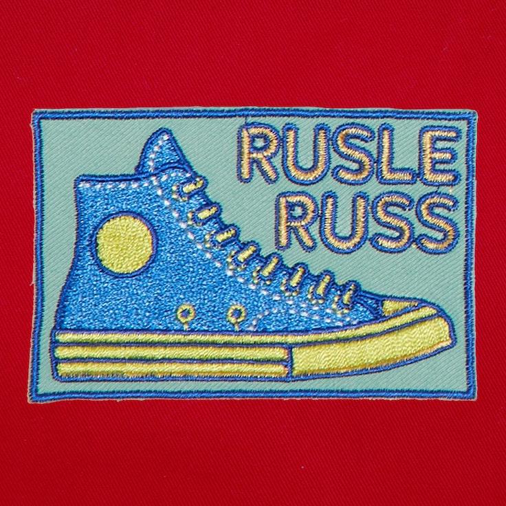 Badge RusleRuss - 105