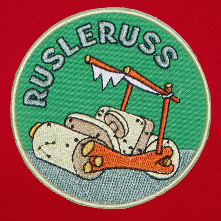 Badge RusleRuss Flint - 117