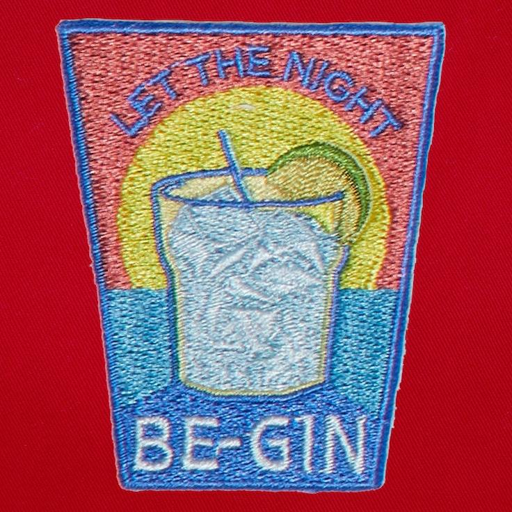 Badge Be-Gin - 127