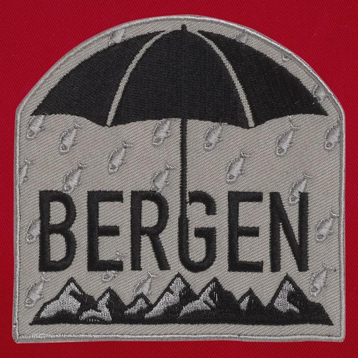 Bybadge - Bergen