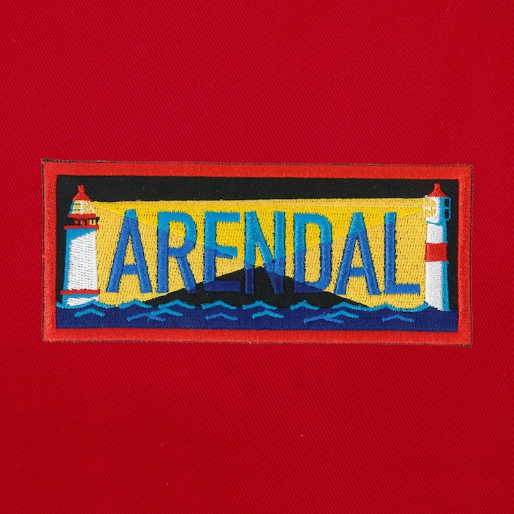 Bybadge - Arendal
