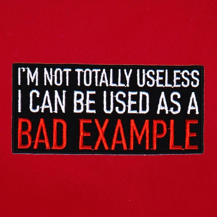 Badge Bad Example - 211