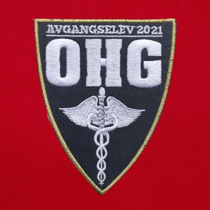 Badge OHG - 155