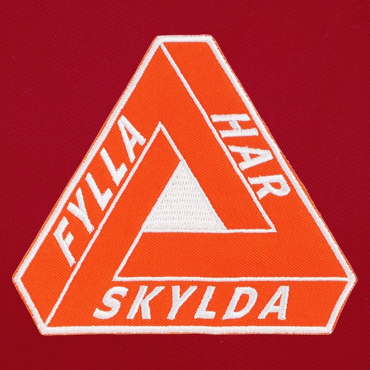 Badge Skylda - 167