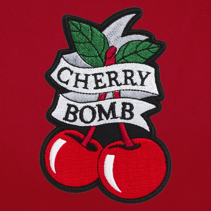 Badge Cherry Bomb - 170