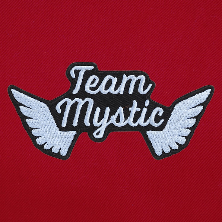 Badge Mystic - 176