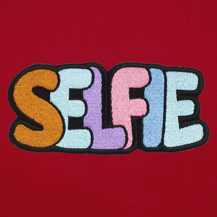 Badge Selfie - 178
