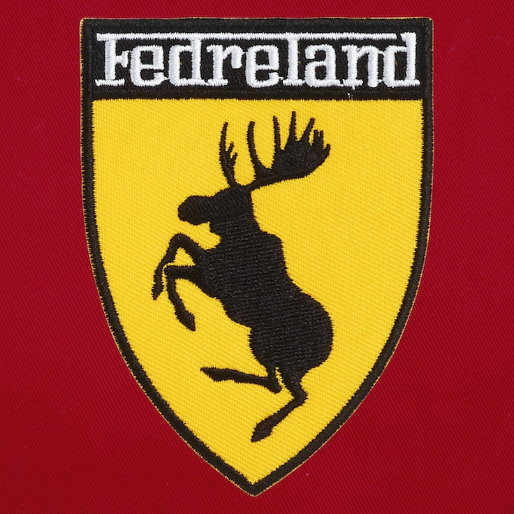 Badge Fedreland - 181