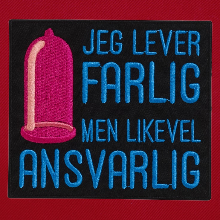 Badge Ansvarlig - 184