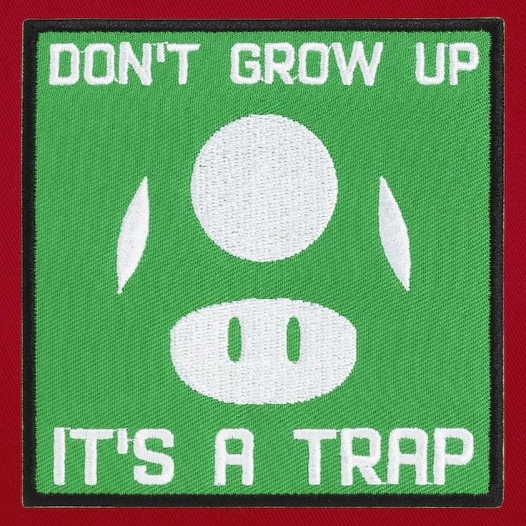Badge Trap - 191