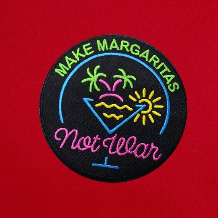 Badge Margaritas - 197